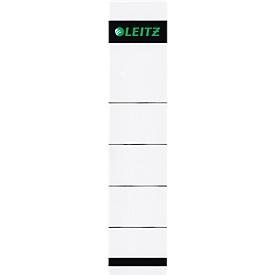 Etiqueta de lomo LEITZ®, ancho de lomo 50 mm, autoadhesiva, 10 unidades, gris