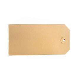 Etiquetas de tarjeta 40 x 80 mm, 1000 unidades