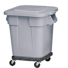 Fahrgestell für Brute-Container 105 l/151 l, eckig
