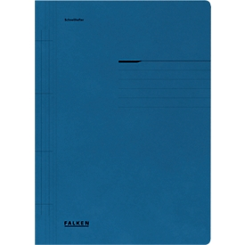 FALKEN Schnellhefter, DIN A4, Manila RC-Karton, blau