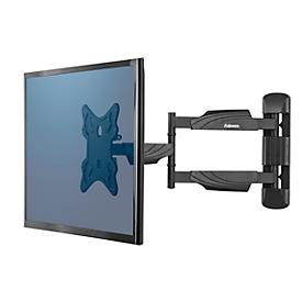 Fellowes LCD/LED/TV-wandhouder Full Motion, max. 35 kg, flexibele positionering