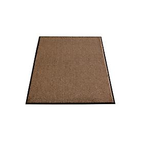 Felpudo atrapasuciedad Polykleen® olefina, en rollo, 1830mm, marrón