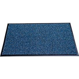 Felpudo atrapasuciedad Two in One, 600 x 900mm, azul