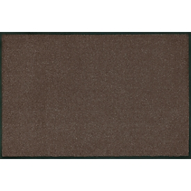 Felpudo confort, marrón, 500 x 750mm