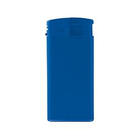 Feuerzeug, XL, nachfüllbar, Blau, Standard, Auswahl Werbeanbringung optional