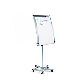 Flipchart SILVERTEC Legamaster 7-151000 mobil, magnetisch, beidseitig ausziehbar