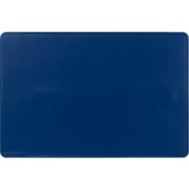Folien-Schreibunterlage o. Vollsichtplatte, blau
