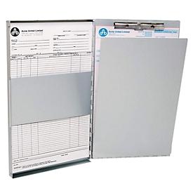 Formulierhouder, A4, aluminium
