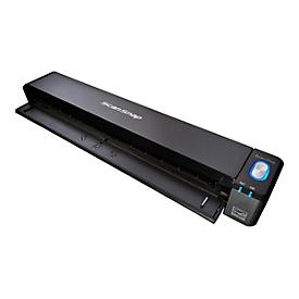 Fujitsu ScanSnap iX100 - Einzelblatt-Scanner - tragbar - USB 2.0, Wi-Fi
