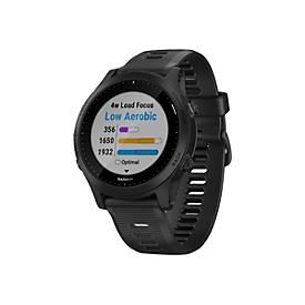 Garmin Forerunner 45 - schwarz - intelligente Uhr mit Band - schwarz