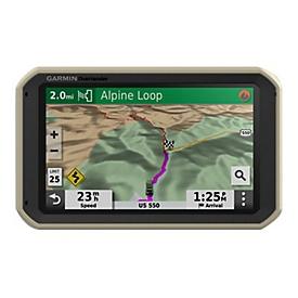 Garmin Overlander - GPS/GLONASS/Galileo Navigator