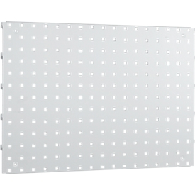 Geperforeerd paneel, 660 x 480 mm, grijs