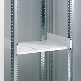 Geräteboden, für Server-Schrank, fest, 2 HE x 400 mm (19