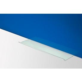 Glasbord Legamaster Colour 7-104843, B 600 x H 800 mm, blauw, magnetisch