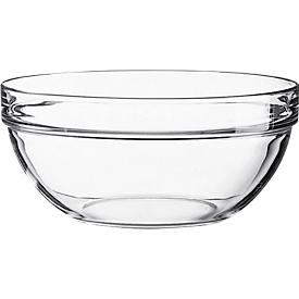 Glasschalen Empiable, 6 Stück