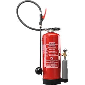 GLORIA Extintor de polvo P12M