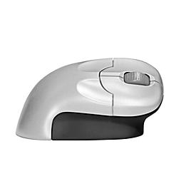 Grip Mouse Wireless, verticale muis, draadloos, 2 knoppen en scrollwiel
