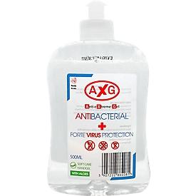 Händedesinfektionsgel Anti Xtream Gel, gegen Bakterien & Pilze, hautschonend, farblos, 500 ml