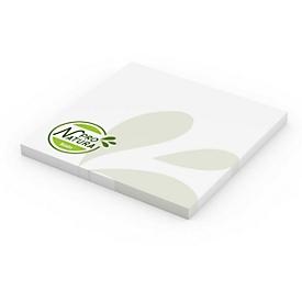 Haftnotizen, 7,2 x 7,2 cm, Standard, Standard, Auswahl Werbeanbringung erforderlich