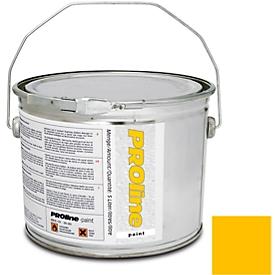 Hallenmarkierungsfarbe PROline-paint, gelb
