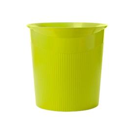 HAN Papierkorb Loop, 13 Liter, modernes Design in Trend Colour, lemon