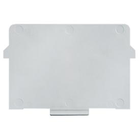 HAN Stützplatte, DIN A6 quer, für Einsatz-/Einhängetröge, 5 Stück