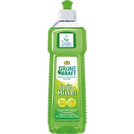 Handspülmittel fit Grüne Kraft, grün, Flasche mit 500 ml