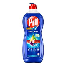 Handspülmittel Pril Original, hohe Fettlösekraft, blau, Flasche mit 675 ml