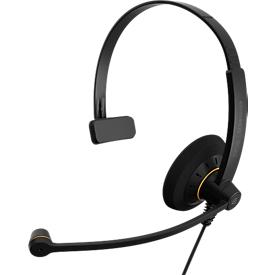 Headset EPOS|Sennheiser IMPACT SC 30 USB ML, kabelgebunden, monaural, USB, Skype-zertifiziert, UC-optimiert, ActiveGard®