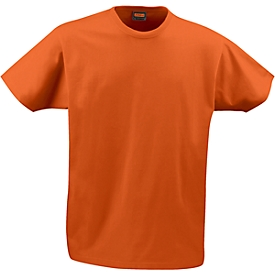 Herren T-Shirt Jobman 5264 PRACTICAL, SE 14-218, orange, M