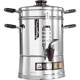 Hogastra® koffiemachine CNS 35, voor 15-35 kopjes
