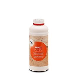 Holzschutz, Nano-Schutzschicht, für unlackierte und nicht geölte Holzarten, 1000 ml