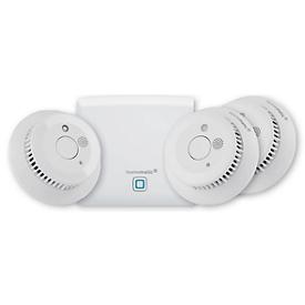 Homematic IP Rauchwarnmelder-Set, Starter Set, 4-teilig, Smart Home