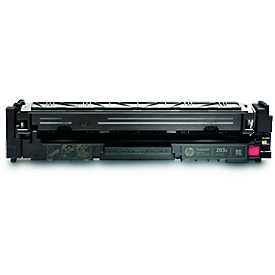 HP 203A Color LaserJet CF543A Toner magenta, original