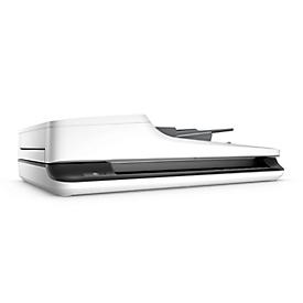 HP Flachbettscanner Scanjet Pro 2500 f1, bis zu 20 Seiten/Minute, 600 x 600 dpi