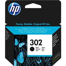 HP inktpatroon Nr. 302 zwart (F6U66AE)