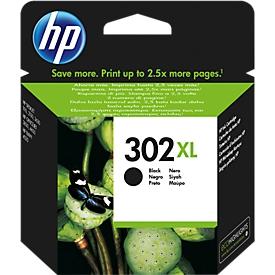 HP inktpatroon Nr. 302XL zwart (F6U68AE)