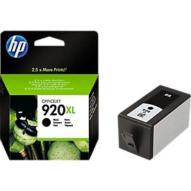 HP inktpatroon Nr. 920XL zwart (CD975AE)