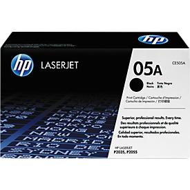 HP LaserJet CE505A Toner schwarz, original
