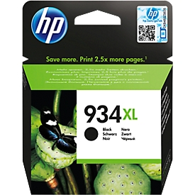 HP Tintenpatrone Nr. 934XL schwarz (C2P23AE), original