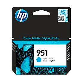 HP Tintenpatrone Nr. 951 cyan (CN050AE), original