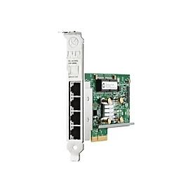 HPE 331T - Netzwerkadapter - PCIe 2.0 x4 - Gigabit Ethernet x 4