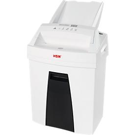 HSM Aktenvernichter SECURIO AF100, Partikelschnitt 4 x 25 mm, P-4, 25 l, 5-8 Blatt Schnittleistung