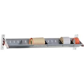 Hüdig+Rocholz benodigdheden systeem Flex, 1000 x 200 mm, met draagarmen