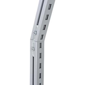 Hüdig+Rocholz Montagesatz lang System Flex, geneigte Version