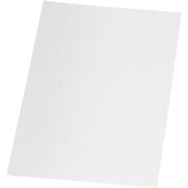 ibico inbindcover ibiStol, karton 350 g/m², A4, wit