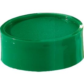 Imanes MAUL, ø 30 mm, 10 piezas, verde