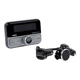 imperial DABMAN 61 plus - DAB+/Bluetooth-Freisprecheinrichtung / FM-Transmitter / Ladegerät für Handy, Autoradio