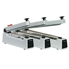 Impulslasmachine ECO Sealer met mes, 200 mm naadlengte