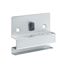 Inbusschlüsselhalter für Lochblech-Platten-System